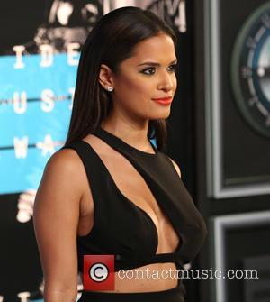 Rocsi Diaz - 2015 MTV Video Music Awards (VMA's) at the Microsoft Theater - Arrivals at Microsoft Theater - Los...
