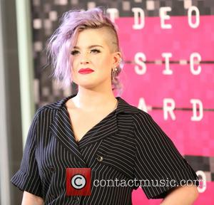 Kelly Osbourne - 2015 MTV Video Music Awards (VMA's) at the Microsoft Theater - Arrivals at Microsoft Theater - Los...