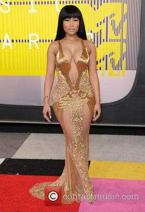 Nicki Minaj - 2015 MTV Video Music Awards (VMA's) at the Microsoft Theater - Arrivals - Los Angeles, California, United...