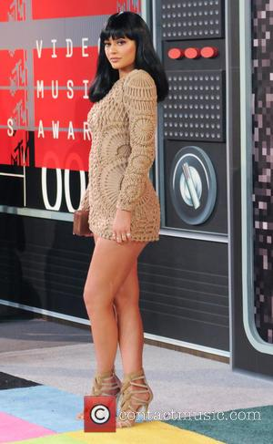 Kylie Jenner - 2015 MTV Video Music Awards (VMA's) at the Microsoft Theater - Arrivals - Los Angeles, California, United...