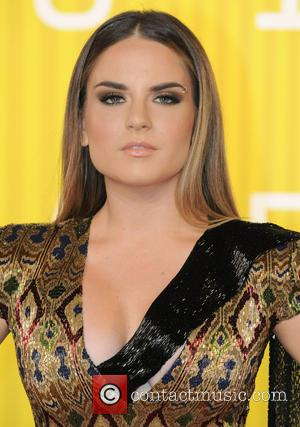 Jojo - 2015 MTV Video Music Awards (VMA's) at the Microsoft Theater - Arrivals - Los Angeles, California, United States...