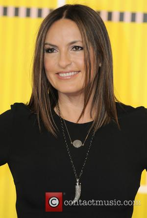 Mariska Hargitay - 2015 MTV Video Music Awards (VMA's) at the Microsoft Theater - Arrivals - Los Angeles, California, United...