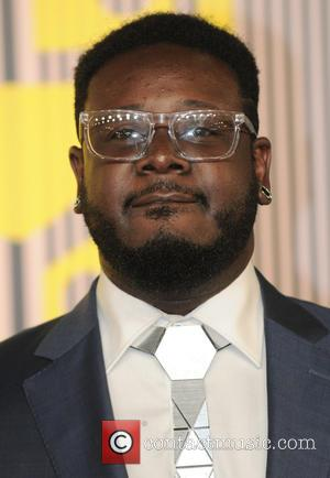 T-Pain - 2015 MTV Video Music Awards (VMA's) at the Microsoft Theater - Arrivals - Los Angeles, California, United States...