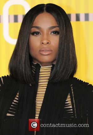 Ciara - 2015 MTV Video Music Awards (VMA's) at the Microsoft Theater - Arrivals - Los Angeles, California, United States...