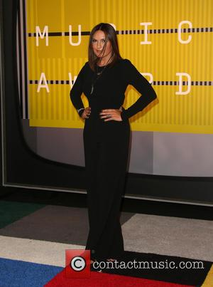 Mariska Hargitay - 2015 MTV Video Music Awards (VMA's) at the Microsoft Theater - Arrivals at The Microsoft Theater at...