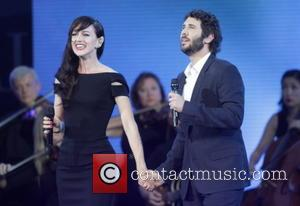 Josh Groban , Lena Hall - 15th Annual USTA Opening Night Gala at Billy Jean King National Tennis Center -...