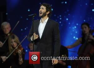 Josh Groban - 15th Annual USTA Opening Night Gala at Billy Jean King National Tennis Center - New York, United...
