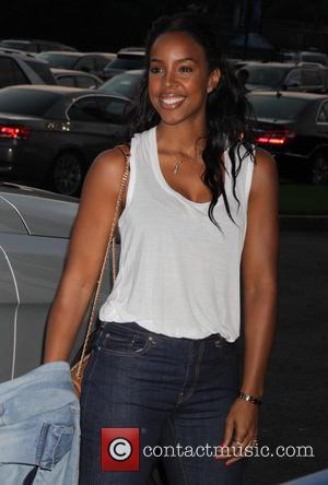 Kelly Rowland - US Open Tennis 2015 - First Day Games at Billy Jean King National Tennis Center - New...