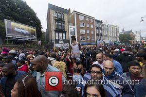 Atmosphere - Notting Hill Carnival 2015 at Notting Hill Carnival - London, United Kingdom - Monday 31st August 2015