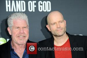 Ron Perlman and Marc Forster