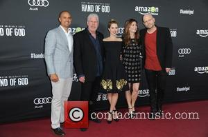 Ben Watkins, Ron Perlman, Alona Tal, Dana Delany and Marc Forster