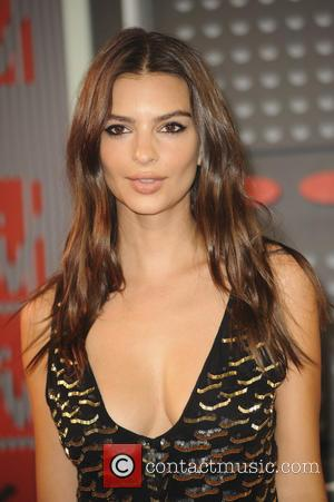 Emily Ratajkowski - The MTV Video Music Awards 2015 Arrivals - Los Angeles, California, United States - Monday 31st August...