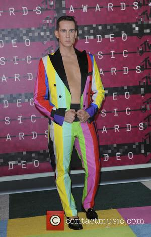 Jeremy Scott - The MTV Video Music Awards 2015 Arrivals - Los Angeles, California, United States - Monday 31st August...