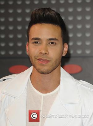 Prince Royce - The MTV Video Music Awards 2015 Arrivals - Los Angeles, California, United States - Monday 31st August...