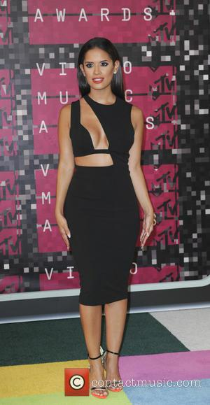Rocsi Diaz - The MTV Video Music Awards 2015 Arrivals - Los Angeles, California, United States - Monday 31st August...