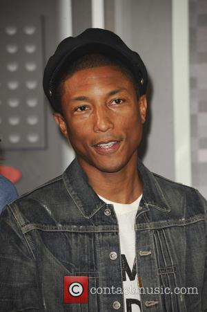 Pharrell Williams - The MTV Video Music Awards 2015 Arrivals - Los Angeles, California, United States - Monday 31st August...