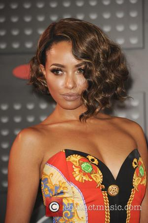 Katerina Graham - The MTV Video Music Awards 2015 Arrivals - Los Angeles, California, United States - Monday 31st August...