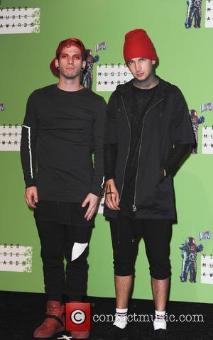 MTV, Josh Dun and Tyler Joseph