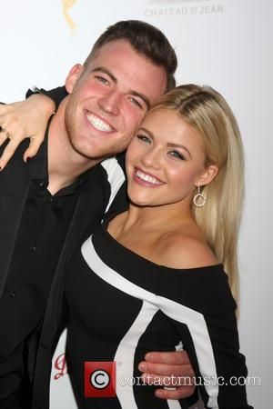 Carson McAllister and Witney Carson