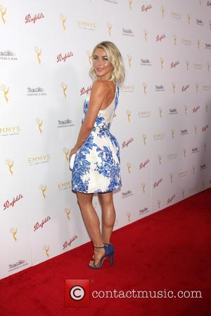 Julianne Hough - TV Academy Choreography Peer Reception - Arrivals at Montage Hotel - Beverly Hills, California, United States -...