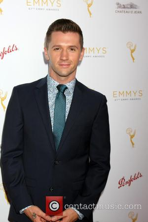 Travis Wall - TV Academy Choreography Peer Reception - Arrivals at Montage Hotel - Beverly Hills, California, United States -...