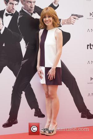 Alexandra Jimenez - Actress Alexandra Jimenez attends a photocall for 'Anacleto: Agente Secreto' at the Gran Melia Fenix Hotel -...