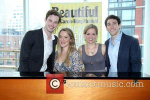 Liam Tobin, Abby Mueller, Becky Gulsvig , Ben Fankhauser - Meet and Greet with the cast of the North American...