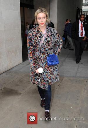 Billie JD Porter - Billie JD Porter at BBC Radio 1 - London, United Kingdom - Tuesday 1st September 2015