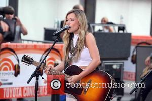 Taylor 'Tae' Dye , Taylor Dye - Maddie & Tae performing live on NBC's Today show as part of the...