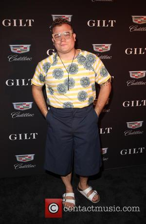 Jackson McKeehan - Cadillac Capsule Clothing Collection Launch held at Classic Car Club - New York, New York, United States...