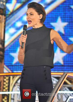 Emma Willis - Paul Burrell enters the Celebrity Big Brother house at BBC Elstree, Celebrity Big Brother - London, United...