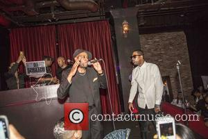 Tony Rock and Dana Dane