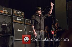Lemmy Kilmister - It follows his walk-off last week in Salt Lake City, where the band cited the high altitude...