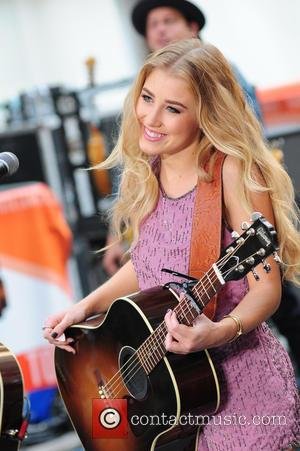 Madison Marlow - Maddie & Tae performing live on NBC's 'Today' show as part of the Toyota Summer Concert Series...