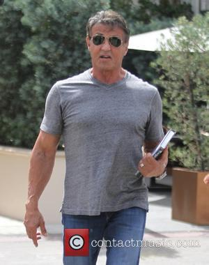 Sylvester Stallone - Sylvester Stallone out in Beverly Hills - Los Angeles, California, United States - Tuesday 1st September 2015