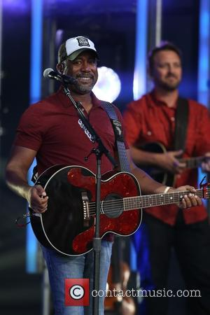 Daruis Rucker - Darius Rucker performing on Jimmy Kimmel Live! - Los Angeles, California, United States - Tuesday 1st September...