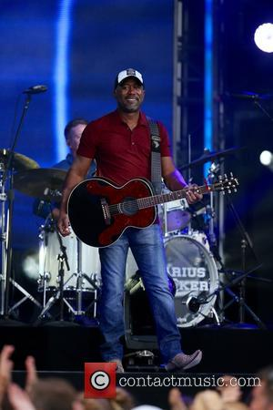 Darius Rucker, Daruis Rucker and Jimmy Kimmel