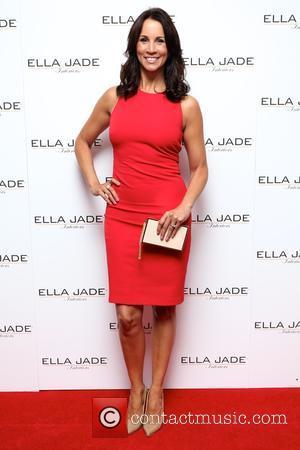 Andrea Mclean - Ella Jade Interiors Press Launch at Ella Jade Interiors, Falloden Way, London - London, United Kingdom -...