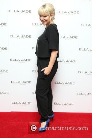 Sheridan Smith - Ella Jade Interiors Press Launch at Ella Jade Interiors, Falloden Way, London - London, United Kingdom -...