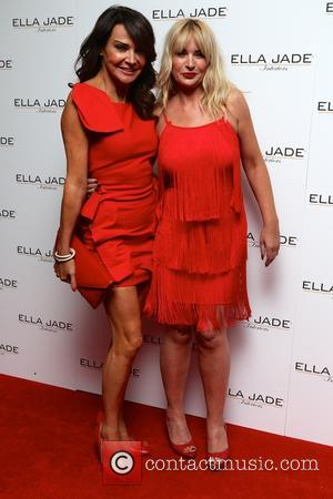 Lizzie Cundy and Kierston Wareing