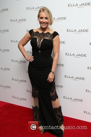 Laura Hamilton - Ella Jade Interiors Press Launch at Ella Jade Interiors, Falloden Way, London - London, United Kingdom -...