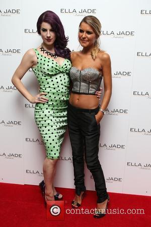 Jasz Vegas and Gemma Oaten