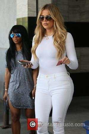 Khloe Kardashian - Khloe Kardashian seen leaving a Crystal store in Hollywood - Los Angeles, California, United States - Tuesday...