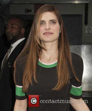 Lake Bell - Lake Bell arrives at AOL studio at AOL Studio - New York, New York, United States -...