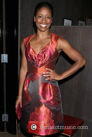Montego Glover - After party celebrating the new cast of Les Miserables held at the Paramount Hotel. at Paramount Hotel,...
