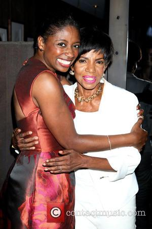 Montego Glover and Melba Moore