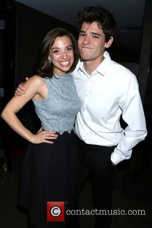 Alex Finke , Chris McCarrell - After party celebrating the new cast of Les Miserables held at the Paramount Hotel....