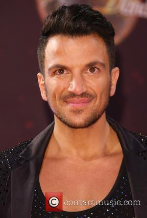 Peter Andre - 'Strictly Come Dancing 2015' TV series launch at Elstree Studios at Strictly Come Dancing - Borehamwood, United...