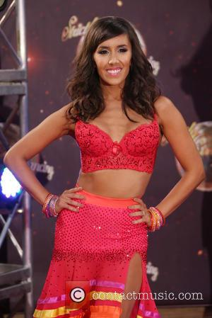 Janette Manrara - 'Strictly Come Dancing 2015' TV series launch at Elstree Studios at Strictly Come Dancing - Borehamwood, United...