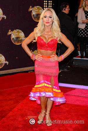 Kristina Rihanoff - 'Strictly Come Dancing 2015' TV series launch at Elstree Studios - Red Carpet Arrivals at Strictly Come...